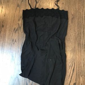 Ann Taylor - Laced Edged Jumpsuit
